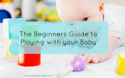 The Beginners Guide to Playing with your Baby