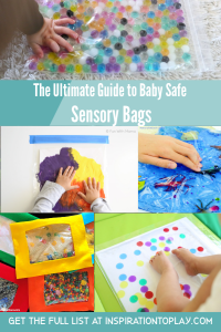 Ultimate Guide to Baby Safe Sensory Bags