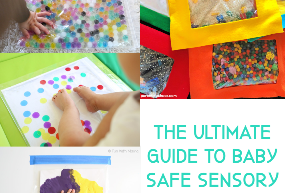 The Ultimate Guide to Baby Safe Sensory Bags